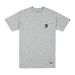 X Marvel Characters T-shirt VA3HUSATH. Szare t-shirty męskie marki Vans, z materiału. Za 129,99 zł.