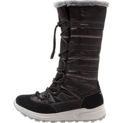 Buty zimowe damskie: Superfit MERIDA Śniegowce schwarz