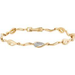 Biżuteria i zegarki damskie: RABAT Bransoletka - , Brylant 0,10ct