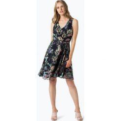 Esprit Collection - Sukienka damska, niebieski. Brązowe sukienki balowe marki Mohito, l, z kopertowym dekoltem, kopertowe. Za 249,95 zł.