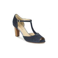 Sandały France Mode  ADOUR SE TA. Niebieskie rzymianki damskie France Mode. Za 384,30 zł.