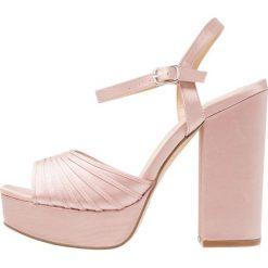 Sandały damskie: New Look RAYS Sandały na obcasie light pink
