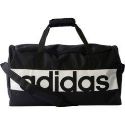 Torby podróżne: Adidas Torba sportowa Linear Performance Teambag Medium czarna (S99959)