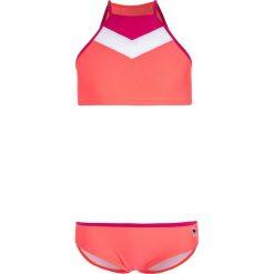 Abercrombie & Fitch CLASSIC Bikini hot pink/pink/bright white. Czerwone bikini Abercrombie & Fitch. W wyprzedaży za 143,10 zł.
