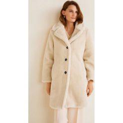 Płaszcze damskie pastelowe: Mango - Płaszcz Copito