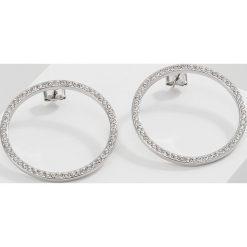 Kolczyki damskie: Dyrberg/Kern ROXANA Kolczyki silvercoloured