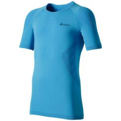Odlo Koszulka męska Evolution Light błękitna r. M (181012). T-shirty męskie Odlo, m. Za 66,10 zł.