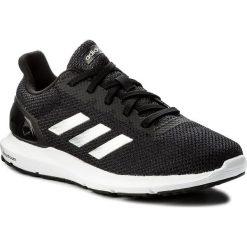 Buty adidas - Cosmic 2 DB1763 Cblack/Silvmt/Grefiv. Czarne buty do biegania damskie Adidas, z materiału. W wyprzedaży za 199,00 zł.