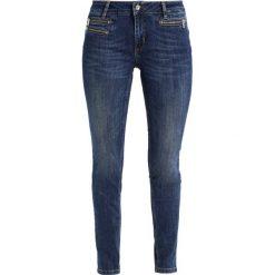 Liu Jo Jeans BOTTOM UP CHARMING Jeans Skinny Fit denim blue. Niebieskie rurki damskie Liu Jo Jeans, z bawełny. W wyprzedaży za 599,20 zł.