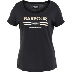 T-shirty damskie: Barbour International™ LEADER TEE Tshirt z nadrukiem black