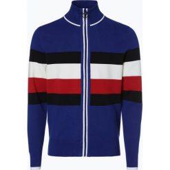 Swetry rozpinane męskie: Tommy Hilfiger – Kardigan męski, niebieski
