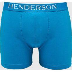 Henderson - Bokserki. Niebieskie bokserki męskie Henderson, z bawełny. Za 39,90 zł.
