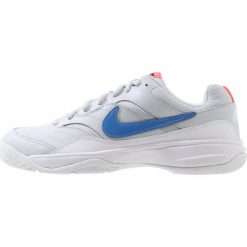 Buty trekkingowe damskie: Nike Performance COURT LITE Obuwie multicourt pure platinum/blue/black