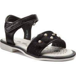 Sandały dziewczęce: Sandały NELLI BLU – CS17087-10 Czarny