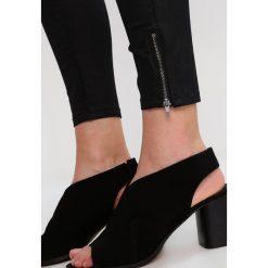 Boyfriendy damskie: Even&Odd Jeans Skinny Fit black