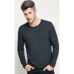 Swetry klasyczne męskie: Hilfiger Denim – Sweter Basic
