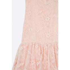 Sukienki dziewczęce z falbanami: Name it – Sukienka dziecięca 116-152 cm