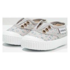 Creepersy damskie: Victoria Shoes INGLES ELÁSTICO ESTRELLAS Półbuty wsuwane gris