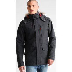 Bergans AUNE 3IN1 Kurtka zimowa solid charcoal/burgundy. Szare kurtki sportowe męskie Bergans, na zimę, m, z materiału. W wyprzedaży za 807,95 zł.