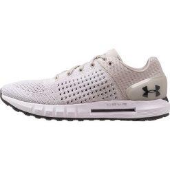 Under Armour HOVR SONIC  Obuwie do biegania treningowe white/ghost gray/charcoal. Białe buty do biegania męskie marki Under Armour, z gumy. Za 509,00 zł.