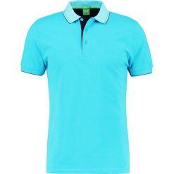 Koszulki polo: BOSS Green PADDOS Koszulka polo peacock blue