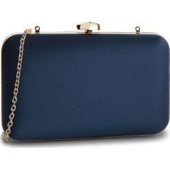 Torebka COCCINELLE - C90 Box Satin E1 C90 12 16 01 Bleu B11. Niebieskie torebki klasyczne damskie Coccinelle, z materiału. Za 699,90 zł.