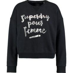 Bluzy damskie: Superdry NORTHERN LIGHTS FASHION Bluza black