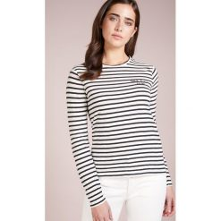 Bluzki asymetryczne: Polo Ralph Lauren Bluzka z długim rękawem white