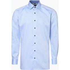 Finshley & Harding - Koszula męska łatwa w prasowaniu, niebieski. Niebieskie koszule męskie na spinki Finshley & Harding, m, z bawełny, z klasycznym kołnierzykiem. Za 179,95 zł.