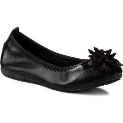 Baleriny damskie lakierowane: Baleriny LASOCKI – H133  Czarny