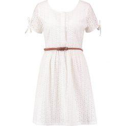 Sukienki hiszpanki: Yumi Sukienka letnia ivory