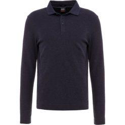 BOSS CASUAL PRIX Koszulka polo dark blue. Niebieskie koszulki polo BOSS Casual, m, z bawełny. Za 419,00 zł.