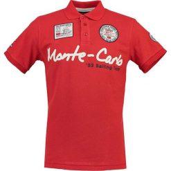 """Koszulki polo: Koszulka polo """"Komen"""" w kolorze czerwonym"""