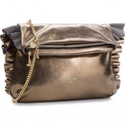 Torebka PATRIZIA PEPE - 8V0259/A4E2-I2UQ  Lead Grey. Czarne torebki klasyczne damskie marki Patrizia Pepe, ze skóry. W wyprzedaży za 799,00 zł.