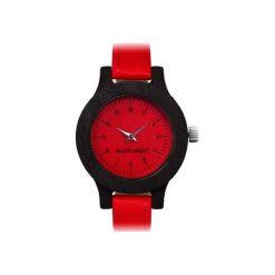 Zegarek SmartWoods Damski Drewniany 8832 Simple Palisander Red. Brązowe zegarki damskie SmartWoods. Za 399,99 zł.