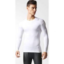 Koszulka adidas TechFit Base Long Sleeve (AI3352). Białe kalesony męskie Adidas, na wiosnę, m, z elastanu. Za 44,99 zł.