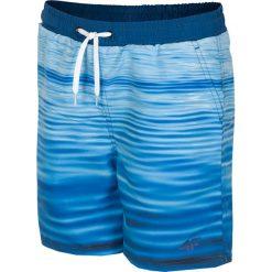 Kąpielówki chłopięce: Spodenki plażowe dla dużych chłopców JMAJM210 – niebieski