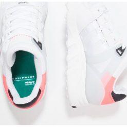 Adidas Originals EQT SUPPORT RF Tenisówki i Trampki white/turbo. Szare tenisówki damskie marki adidas Originals, z gumy. W wyprzedaży za 399,20 zł.