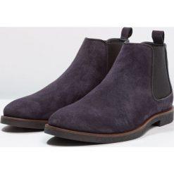 KIOMI Botki dark blue. Niebieskie buty zimowe męskie KIOMI, z materiału. Za 299,00 zł.