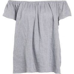 T-shirty damskie: And Less RODONITE Tshirt z nadrukiem stripe blue