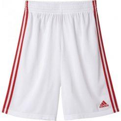 Spodenki i szorty męskie: Adidas Spodenki męskie Commander Shorts biało-czerwone r. XL (G91749)