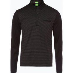 Koszulki polo: BOSS Athleisure – Męska koszulka polo – C-Acciano, czarny