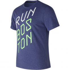 T-shirty męskie: New Balance MT73083PGM