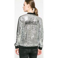 Bomberki damskie: Andy Warhol by Pepe Jeans - Kurtka bomber