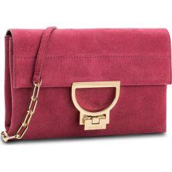 Torebka COCCINELLE - BD6 Arlettis Suede E1 BD6 19 01 01  Framboise 048. Czerwone torebki klasyczne damskie marki Coccinelle, ze skóry. W wyprzedaży za 629,00 zł.