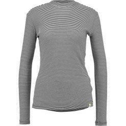 Bluzki asymetryczne: Scotch & Soda VINTAGE INSPIRED WITH HIGH NECK Bluzka z długim rękawem combo