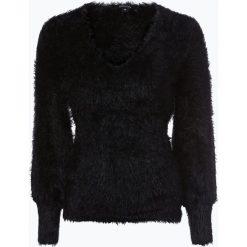 Comma - Sweter damski, czarny. Czarne swetry klasyczne damskie comma, z dzianiny. Za 299,95 zł.