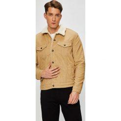 Levi's - Kurtka. Brązowe kurtki męskie bomber Levi's®, l, z bawełny. W wyprzedaży za 375,92 zł.