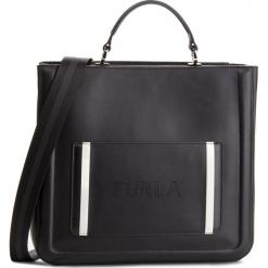 Torebka FURLA - Reale 985429 B BQK7 I78 Onyx. Czarne torebki klasyczne damskie marki Furla. Za 2275,00 zł.