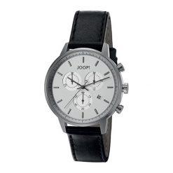 """Zegarek """"JP101591001"""" w kolorze czarnym. Zegarki męskie Festina & Hugo Boss, ze stali. W wyprzedaży za 559,95 zł."""
